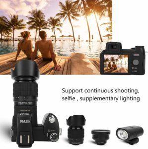 Comment choisir l'e objectif pour appareil photo bridge