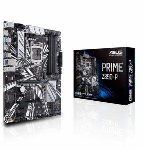 ASUS PRIME Z390-P