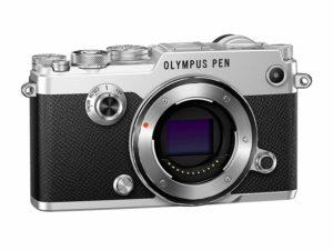 Définir l'appareil photo Olympus PEN-F ?
