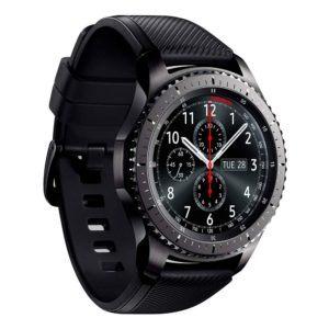 Définir la montre connectér Samsung Gear S3 Frontier ?