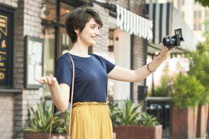 Comment fonctionne un appareil photo hybride?