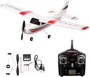 Descriptif des drones RTF dans un comparatif