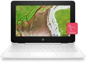 Toutes les caractéristiques du HP Chromebook x 360 11-ae105nf