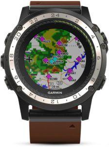 Description d'une montre GPS avec cartographie dans un comparatif