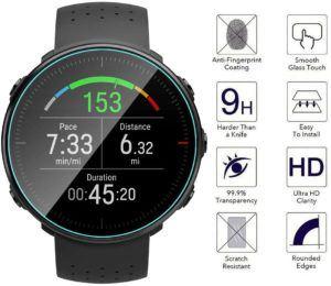 Le poids d'une montre GPS dans un comparatif