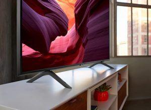 Évaluation de TV 4K Samsung UE55RU7025