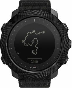 Descriptif de la montre GPS Suunto Traverse Alpha dans un comparatif