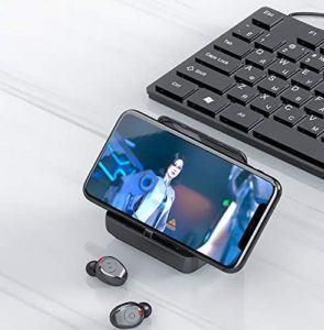 une oreillette Bluetooth est le temps de charge et l'autonomie