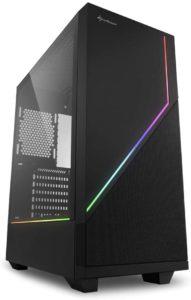Sharkoon RGB Flow Boîtier PC Gamer