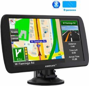 Comment fonctionne un navigateur GPS ?