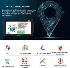 Quels types de navigateur GPS existe-t-il ?