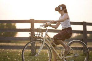Donner les alternatives au casque de réalité virtuelle ?
