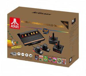 Comment évaluer le console de jeu Atari Flashback 8 Gold ?