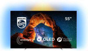 Toutes les options de la TV Philips 55OLED803