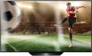 Caractéristiques de la TV OLED 4K HDR