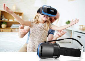 Définir le casque de réalité virtuelle Bnext 3D ?