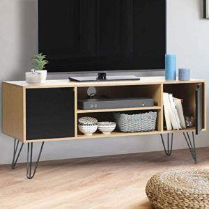 Évaluation de meuble TV Berlioz Création BANCO Noir