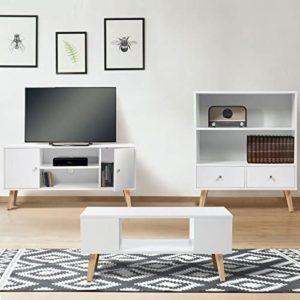 Évaluation de meuble TV Finlandek Salon FINPCOT11P75F