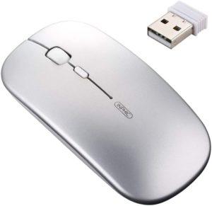 Spécificités de la souris rechargeable INPHIC