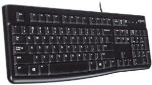 Comment est évalué le clavier Logitech K120?