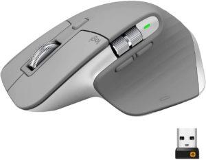 Détails importants sur la souris Logitech MX Master 3