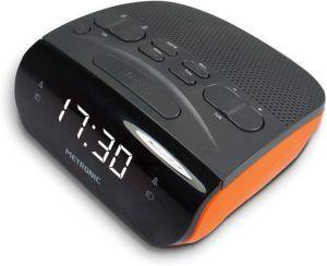 Comment évaluer un radio-réveil Metronic 477034 ?