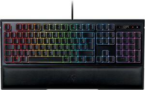 Comment est évalué le clavier Razer Ornata Chroma?