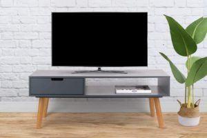 le choix des dimensions de meubles TV