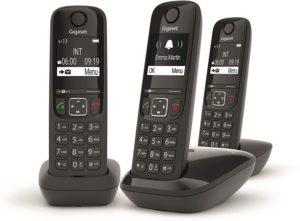 À quoi peut-on penser pour remplacer le téléphone fixe sans fil?