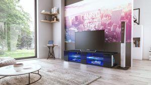 Le types meuble TV mural