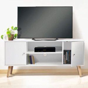 Les options de rangement meubles TV