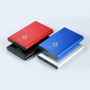 Quels types de comparatif disque dur multimédia existe-t-il?