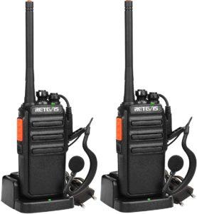Retevis Talkie walkie