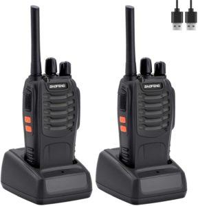 Quelques avantages et applications des talkies walkies