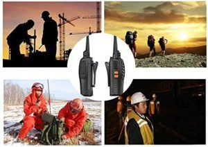 Détails importants sur le talkie walkie Baofeng BF-88 E
