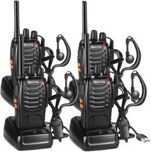 Qu'est-ce qu'un talkie-walkie ?