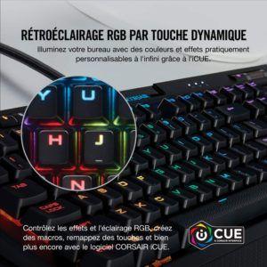 Quelle ergonomie pour clavier mécanique ?