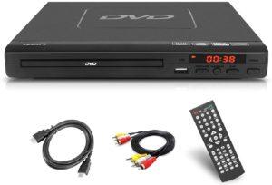 Lecteur de DVD 225 mm