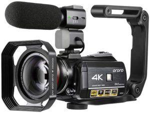 ORDRO Caméra