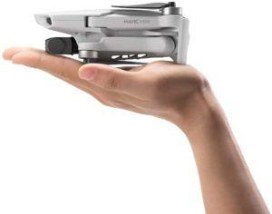 Évaluation du drone avec caméra ANAFI