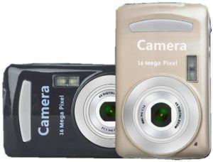 Un appareil photo numérique compact dans un comparatif