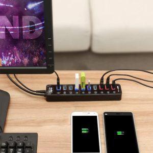Atolla Hub USB 3.0 Multiprise