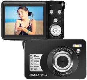 Quels sont les plus grands avantages d'un appareil photo dans un comparatif ?