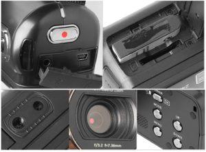 Quels sont les avantages et applications des caméras