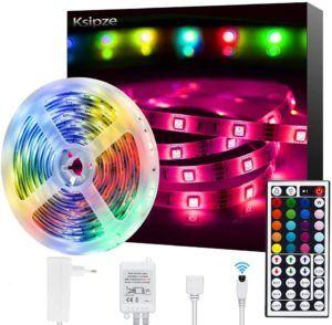 Quels sont les avantages du ruban LED ?