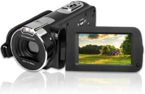 Inventaire des lacunes de la caméra