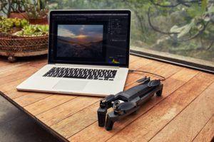 Évaluation du drone avec caméra DJI Mavic