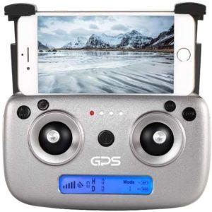 Évaluation du drone avec caméra Eachine E520S