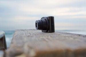 La format d'image d'un appareil photo numérique dans un comparatif