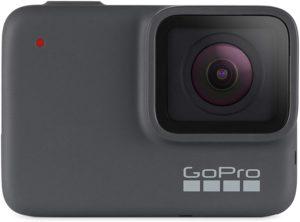 Fonctionnalités de la caméra GoPro Hero 7 Silver